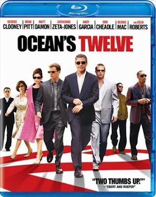 Ocean's Twelve (2004) 480p 400MB Blu-Ray Hindi Dubbed Dual Audio [Hindi – English] MKV