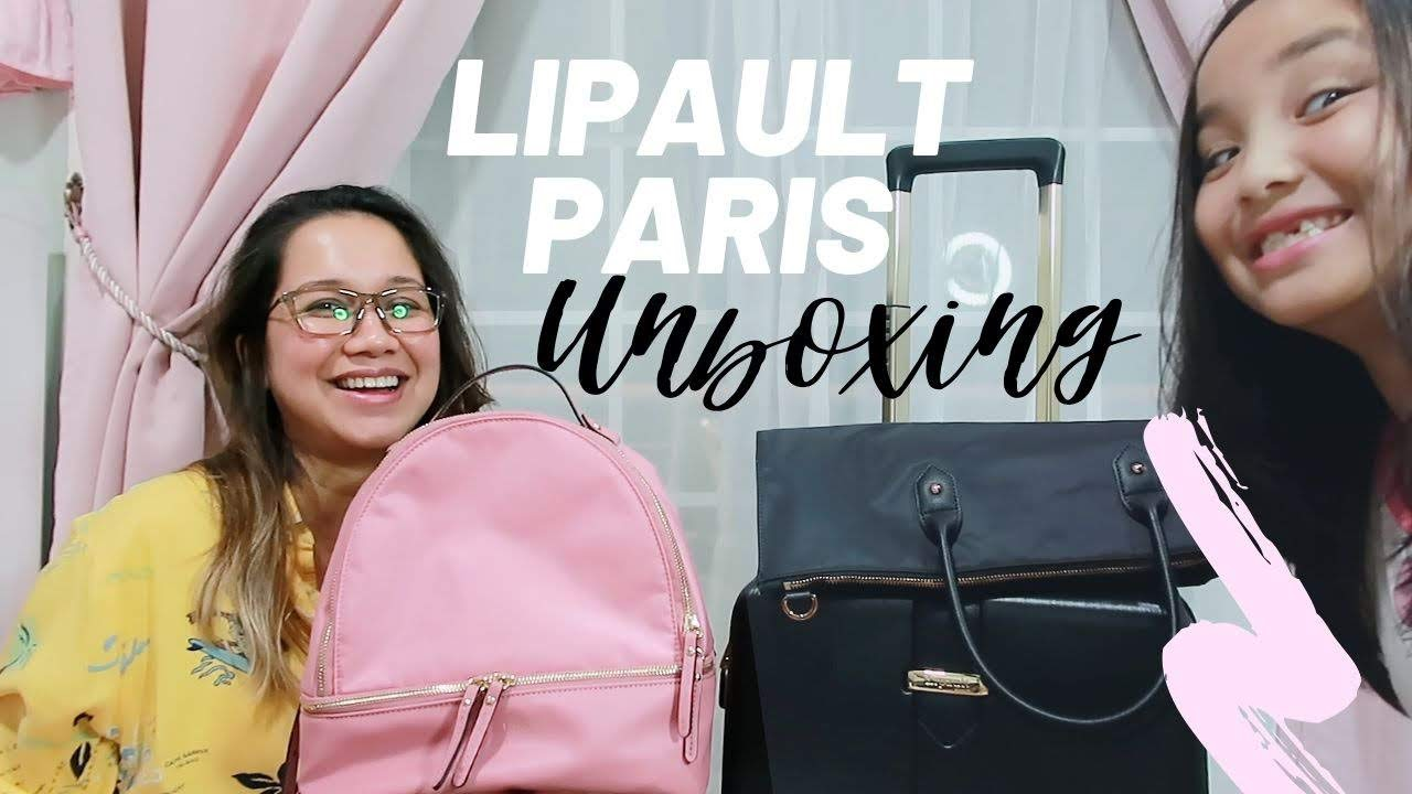 Lipault Paris Philippines, Unboxing, Shopping Haul, PR unboxing, Lipault Paris, Cebu Mommy Blogger, Cebu Blogger, Cebu Fashion Blogger, Philippine Mommy Blog,