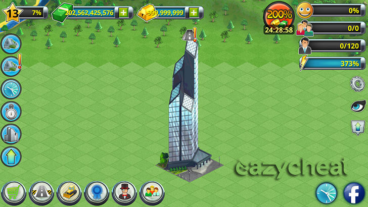 City island game android cheats
