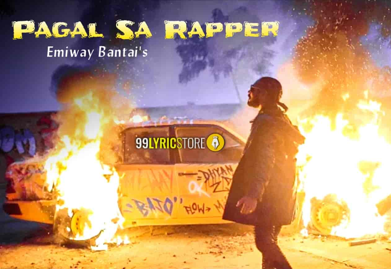 Pagal Sa Rapper Rap Song Images Of Emiway Bantai