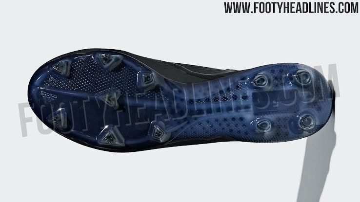 4cf91ae5fa5 Blackout Adidas X 18  Shadow Mode  Boots Leaked - Leaked Soccer Cleats
