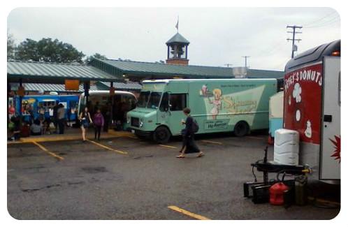Ann Arbor Food Truck Rally