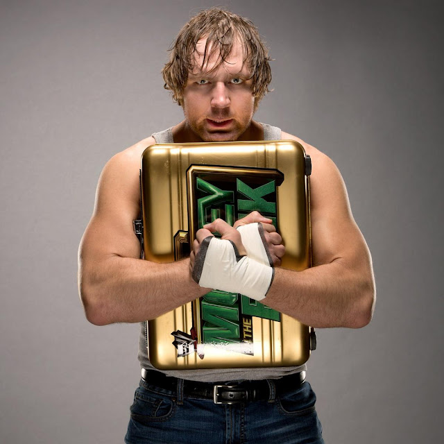 Dean Ambrose in Money in the Bank HD Wallpaper