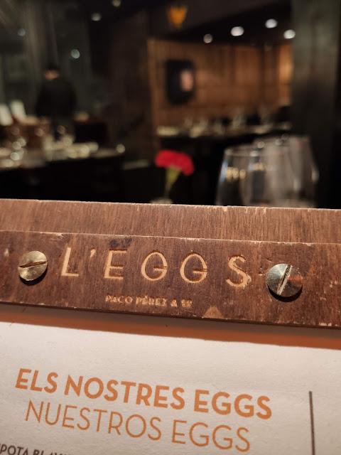 [#Restaurant] @LEGGSBCN