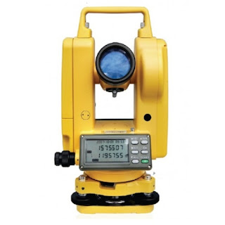Jual Theodolite Digital South ET02 di Pekanbaru