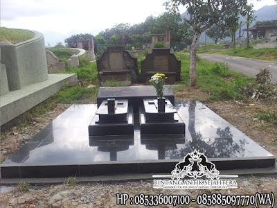 Model Kuburan Kristen Terbaru, Makam Granit Kristen, Model Kuburan Kristen Sederhana