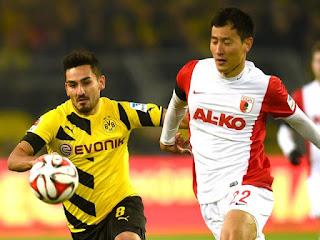 Borussia Dortmund vs FC Augsburg