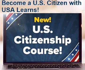 NEW: USALearns Citizenship