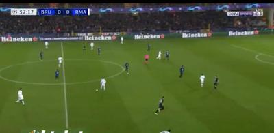 اهداف مباراة ريال مدريد وكلوب بروج