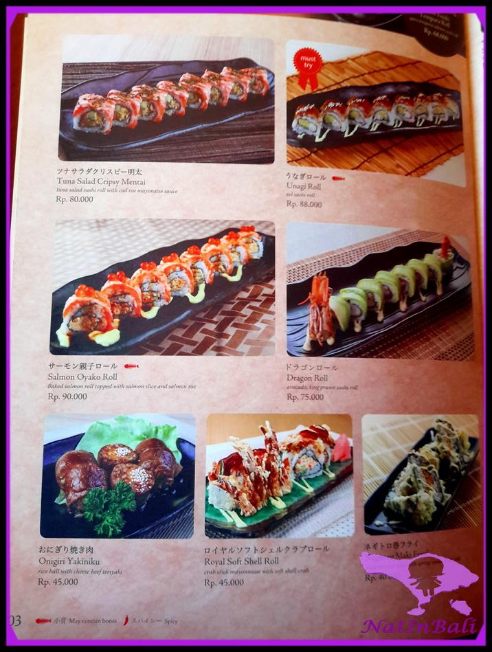 Natinbali Sushi Tei