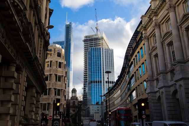 Grattacieli-Londra