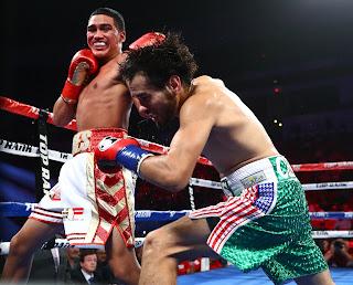 Gabriel Flores Jr. Def. Roger Gutierrez  via unanimous decision