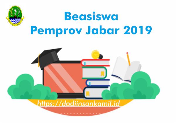 Beasiswa Pemprov Jabar Kategori Umum