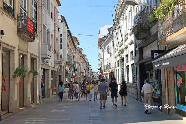 Rúa D. António Barroso, Barcelos