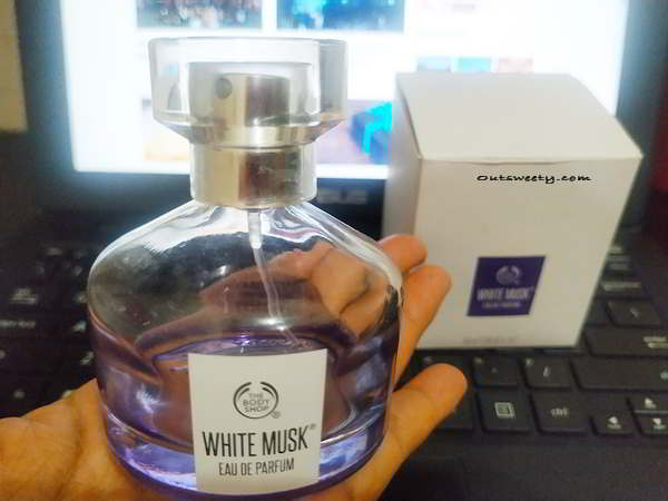 Review The Body Shop White Musk Eau De Parfum