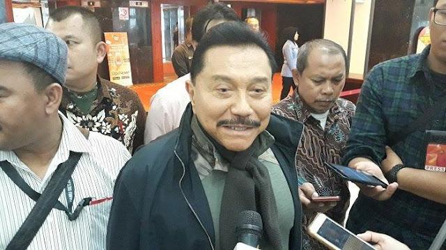 Hendropriyono Usulkan Presiden Dipilih MPR dan Masa Jabatan 8 Tahun