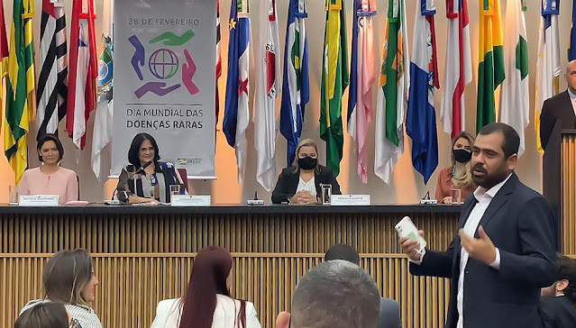 Bruno Dauaire anuncia que Secretaria de Desenvolvimento Social terá coordenadoria de Doenças Raras
