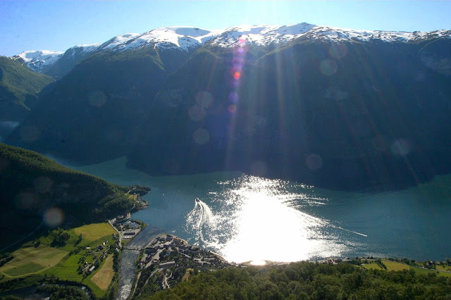 The song of the fjords is a journey for your soul! Let it soar! Photo: Giåm.