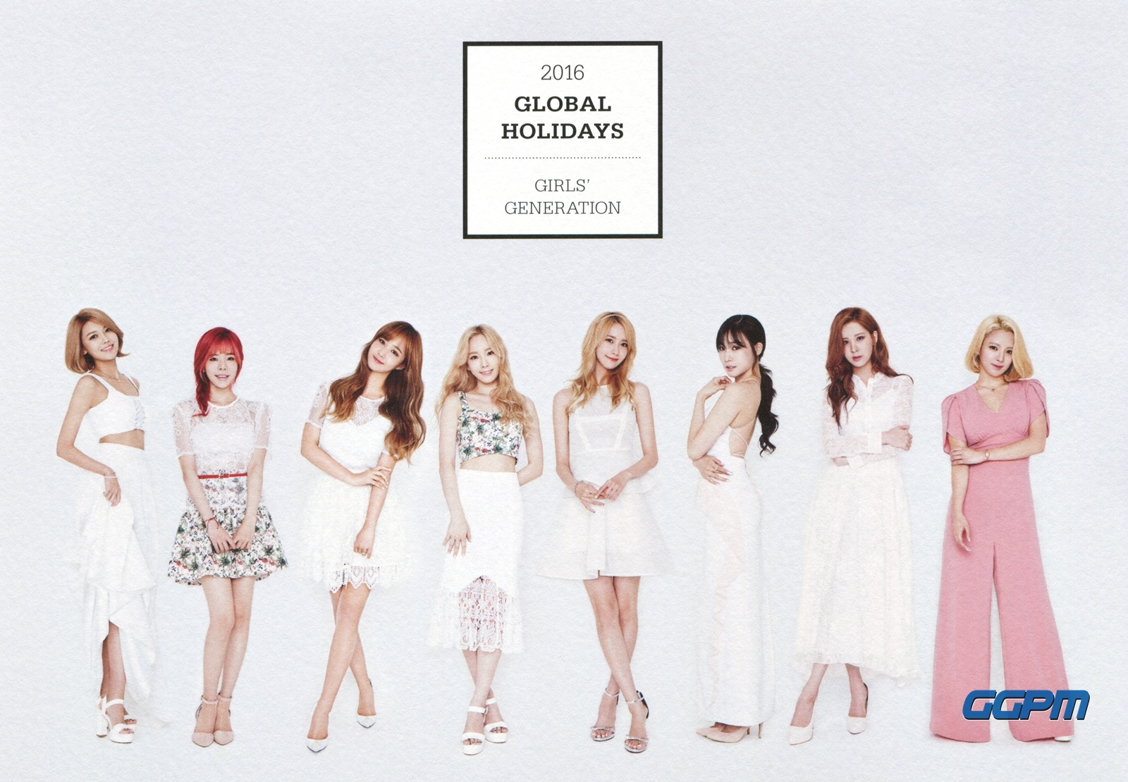 Check Out The Scans From Snsds 2016 Seasons Greetings Calendar