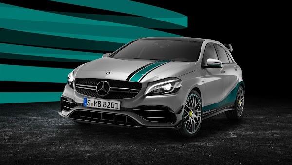 Mercedes-Benz AMG A45