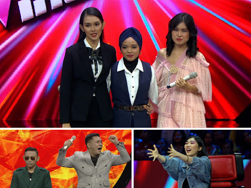 Babak Knockout The Voice Indonesia 2019