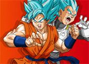 DBS Goku & Vegeta Puzzle