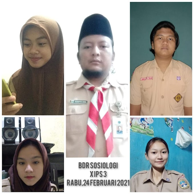 Sosiologi 10 IPS 3 (10 Maret 2021)