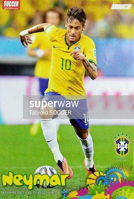 Neymar Brasil 2014