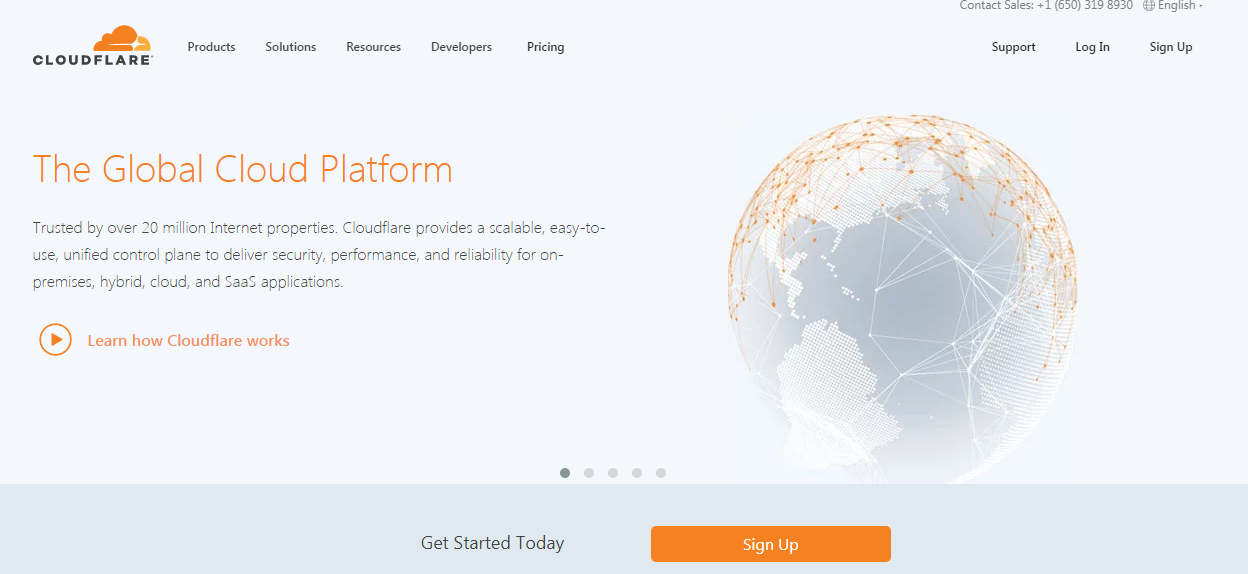 Cloudflare CDN Provider