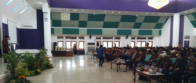 STQ Ke 48 Menuju Juara Umum MTQ Banten