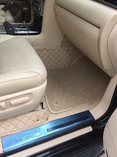 thảm lót sàn rx350