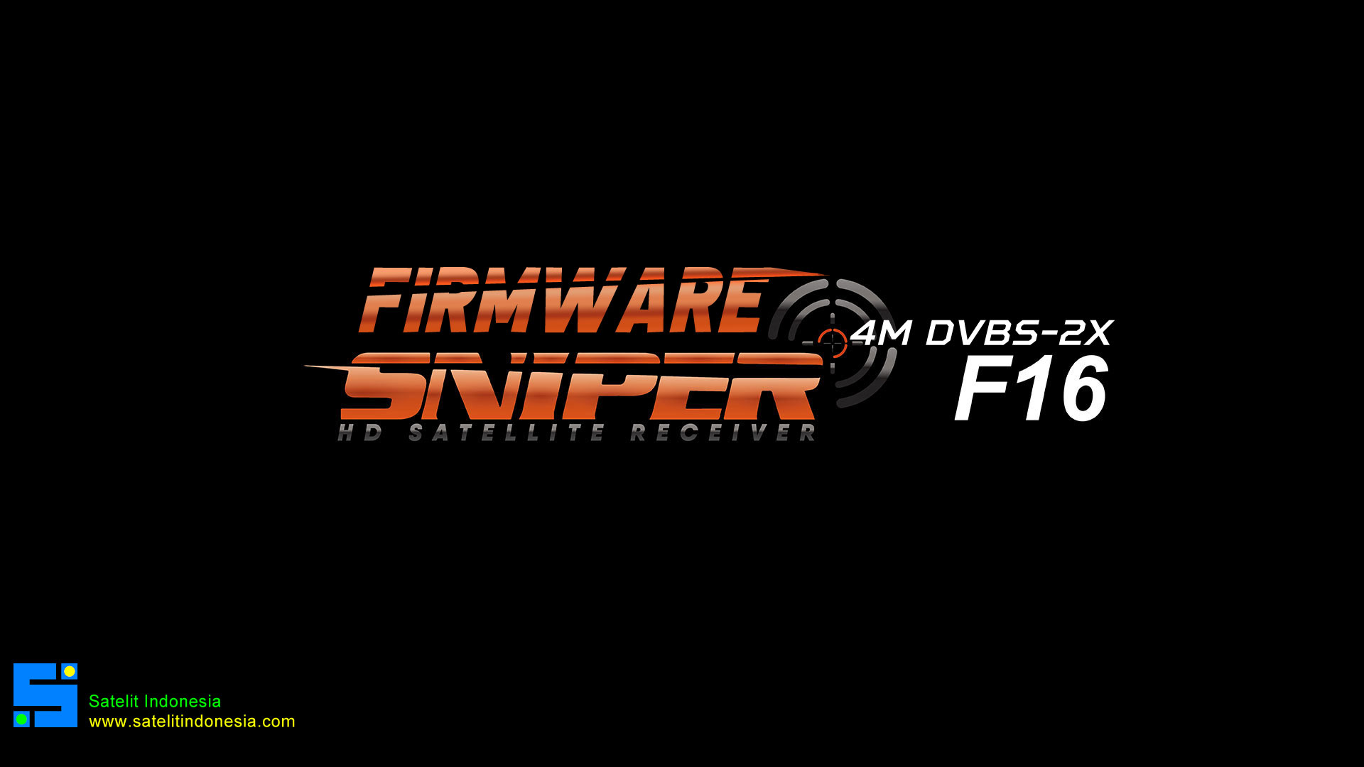 Download Firmware Sniper F16 4MB DVBS-2X Update Software Receiver