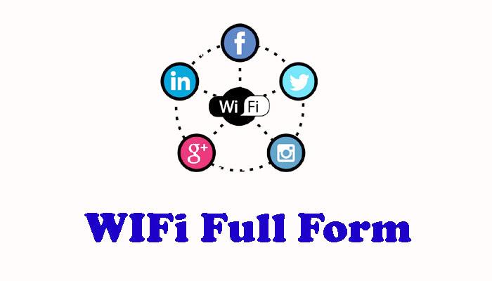 Wifi Full Form in Hindi – वाईफाई क्या है?