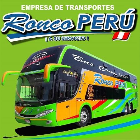 Empresa de Transportes Ronco Perú