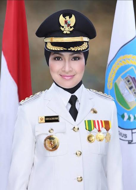 Airin Rachmi Diany - Walikota Tangerang selatan