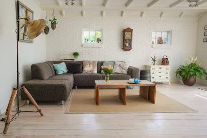 Begini Cara Desain Ruang Tamu Minimalis Dan Modern