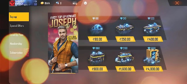 How to get free gold coins in free fire