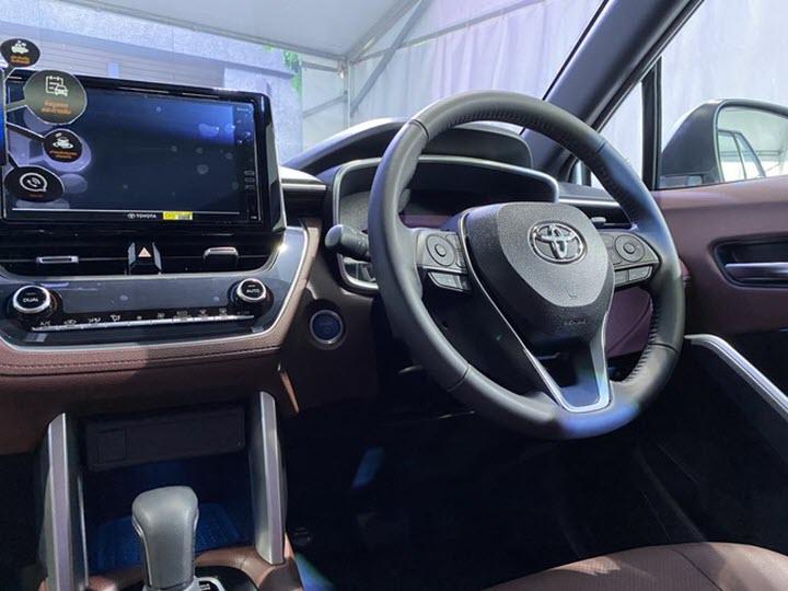 Toyota Corolla Cross cạnh tranh với Hyundai Kona hay Tucson?