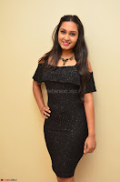 South Actress Amulya in short black dress at Kalamandir Foundation 7th anniversary Celebrations ~  Actress Galleries 009.JPG