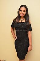 South Actress Amulya in short black dress at Kalamandir Foundation 7th anniversary Celebrations ~  Actress Galleries 009.JPG