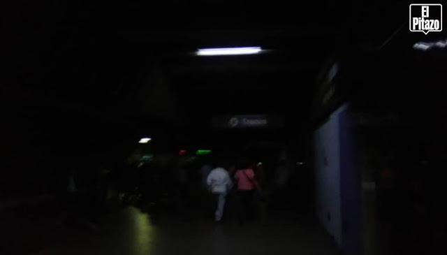 Sin luz varias zonas de Caracas este viernes #30Ago