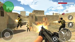 Counter Terrorist Shoot Apk