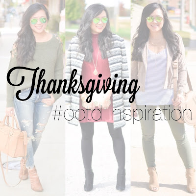 Thanksgiving Day #ootd, inspiration