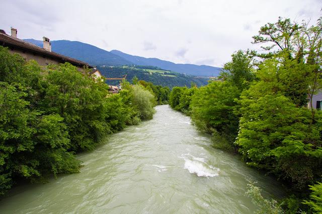 Fiume Isarco-Bressanone