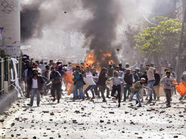 Truth Arrived Hindi: दिल्ली हिंसा: 'कई मुस्लिमों के जीवन और संपत्ति खतरे में हैं,': ऐड़का - TA News
