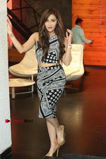 Telugu Actress Angela Krislinzki Latest Pos in Short Dress  0038.JPG