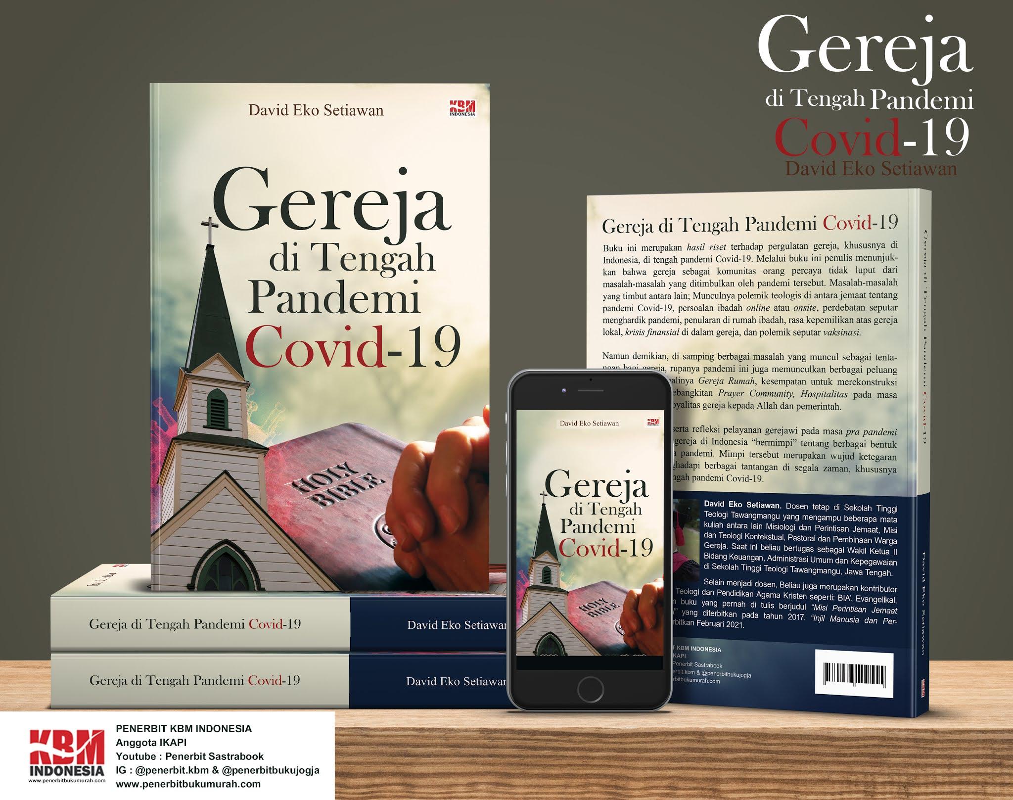 GEREJA DI TENGAH PANDEMI COVID-19