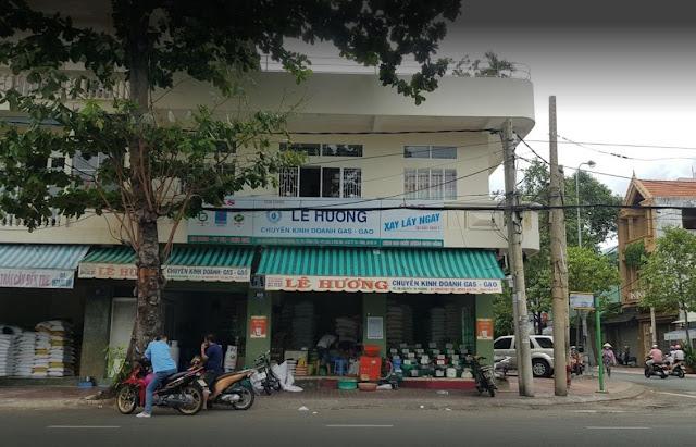 Gạo ga Lê Hương