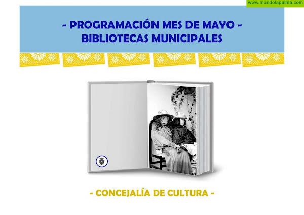 Las Bibliotecas capitalinas presentan una programación para mayo dedicada a Canarias