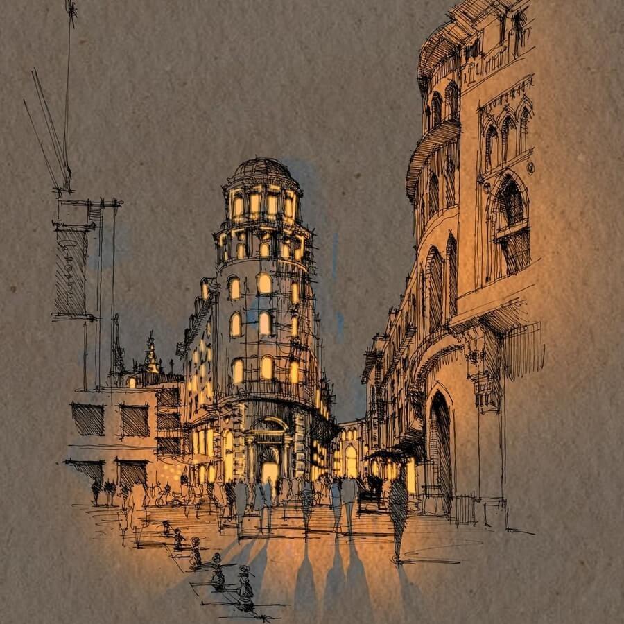 03-A-walk-at-night-Meyssam-Seddigh-www-designstack-co